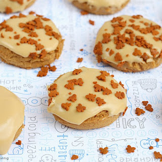 Gingerbread Cookie Icing No Egg Whites Recipes