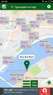 Find Places Around- screenshot thumbnail