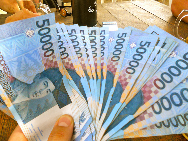 Indonesian money