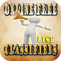 Online Free Classifieds List icon