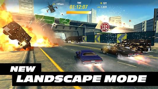 Fast & Furious Takedown 1.7.01 (Mod Nitro)