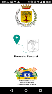 Rovereto Percorsi- miniatura screenshot
