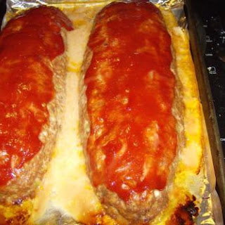 Mama's Southern Meat Loaf.