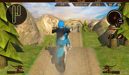ud83cudfc1Trial Xtreme Dirt Bike Racing: Motocross Madness 1.6 screenshots 19
