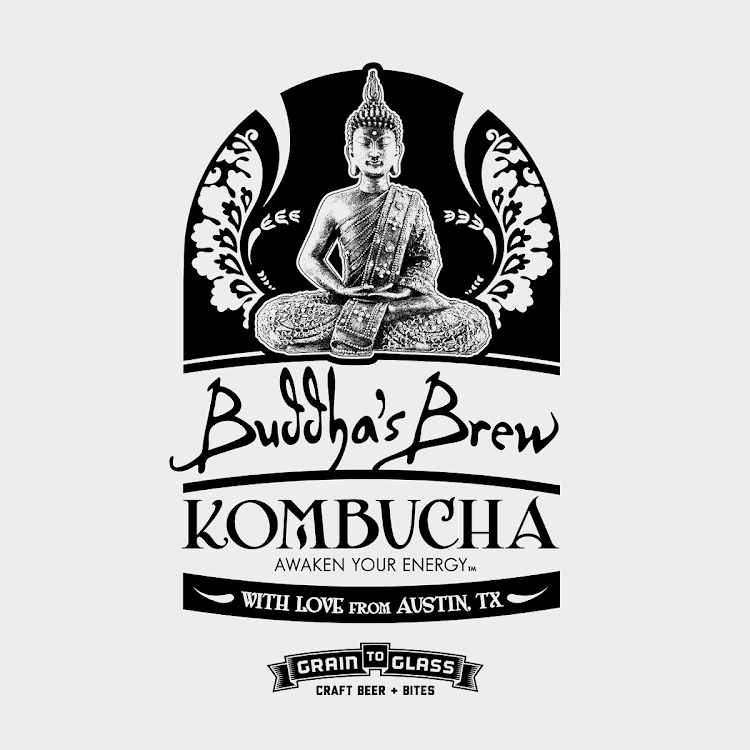 Logo for Raspberry Kombucha