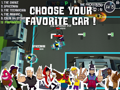 Woopdrift.io - Car fighting .io Game- screenshot thumbnail