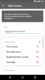 Studere - Scores and Schedule- screenshot thumbnail