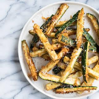 Parmesan Zucchini Fries.