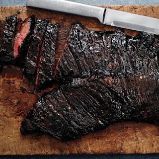 Spicy Tamarind Skirt Steak