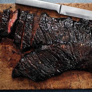 Spicy Tamarind Skirt Steak.
