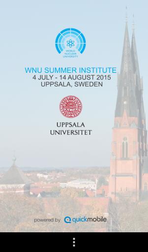 WNU Summer Institute 2015