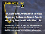 Car Ship Saudi Arabia