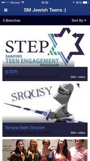 Jewish Teens of SRQ-MAN