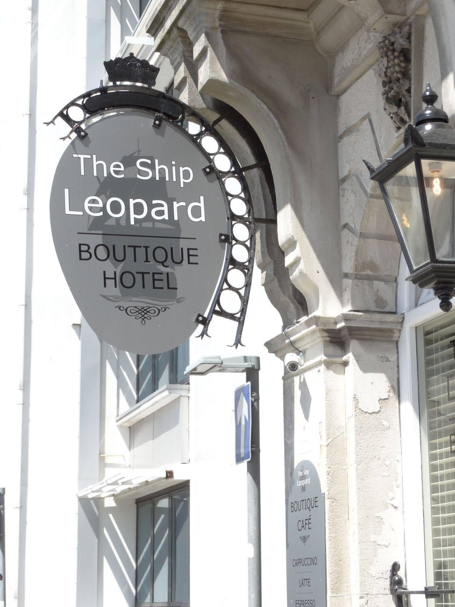 The Ship Leopard Boutique Hotel