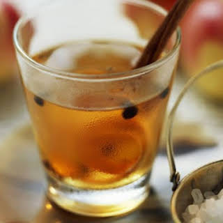 Hot Apple Drink.