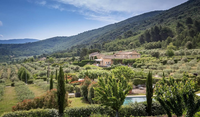 Villa avec piscine Bonnieux