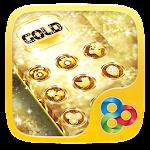 Gold Glitter Go Launcher