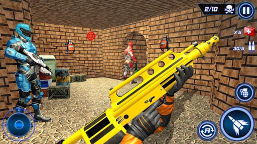FPS Robot Shooter Strike: Anti-Terrorist Shooting apkpoly screenshots 13