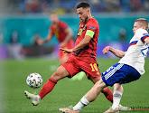 Eden Hazard lijkt klaar om te schitteren tegen Finland op het Europees Kampioenschap
