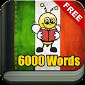 Learn Italian - 6000 Words - FunEasyLearn icon