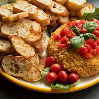 Bruschetta Cheese Spread.