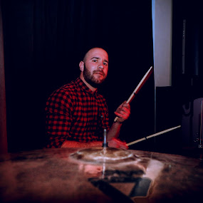 by João Pedro Ferreira Simões - People Musicians & Entertainers ( music, cymbal, drummer,  )