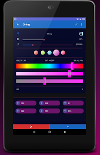 MyHue App and QuickSettings Tiles for Philips Hue Screenshot