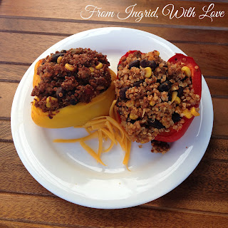 Tex-Mex Stuffed Peppers