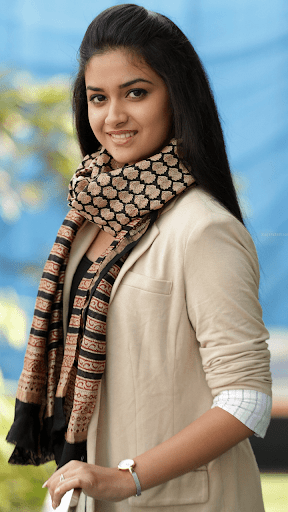 Keerthy Suresh Wallpapers 1.0 screenshots 1