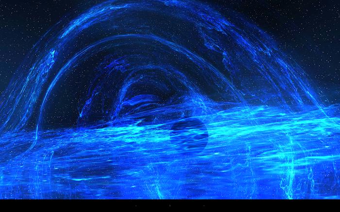 Supermassive Black Hole - screenshot