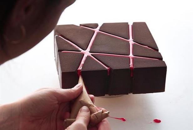 3D печать тортов Харьковским архитектором