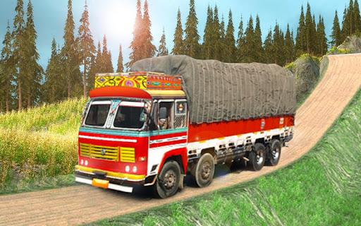 Indien Cargaison Un Camion Simulateur 2018  captures d'u00e9cran 2