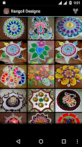 Best Rangoli Designs Ideas - screenshot thumbnail 03