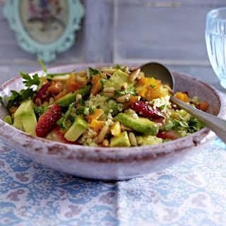 Fruited Couscous Salad.
