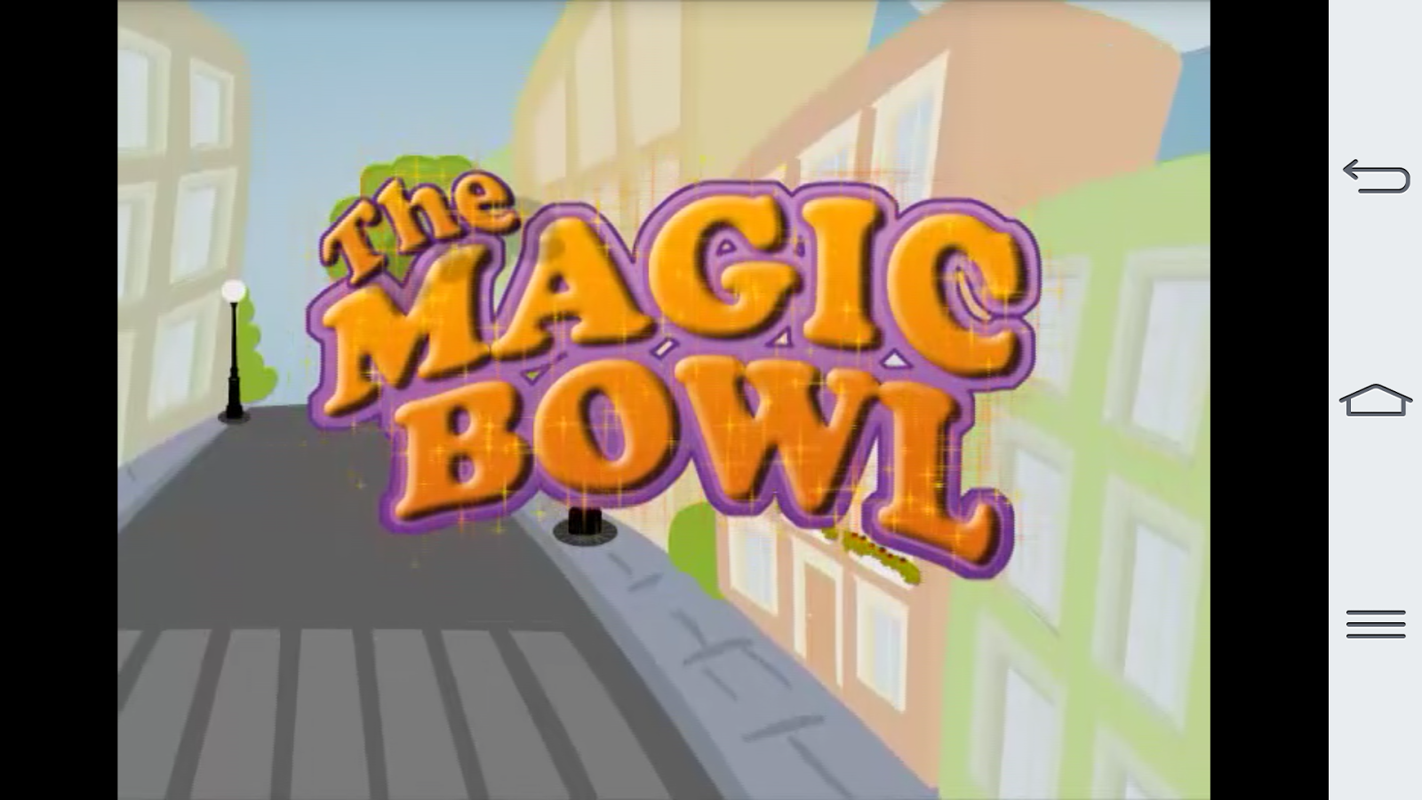 The Magic Bowl- screenshot