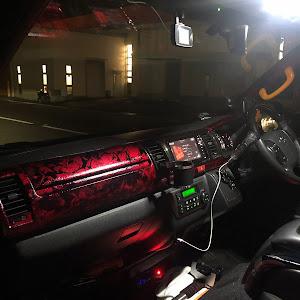 ハイエースバン TRH200V 27年式ダークプライムのカスタム事例画像 アツシさんの2018年12月09日22:11の投稿