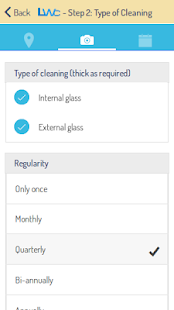 London Window Cleaning screenshot