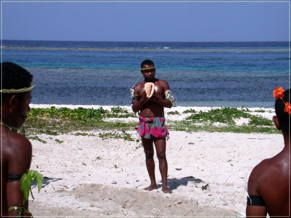 Ilhas Trobriand, as ilhas do amor