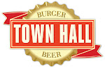Logo for Town Hall Burger and Beer