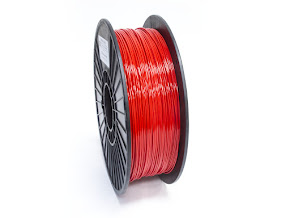 Red PRO Series PETG Filament - 1.75mm (1lb)