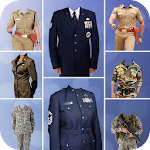 Commando Suits Photo Frames Icon