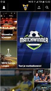 Voetbal Inside screenshot 3