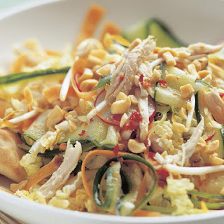 Tangy Asian Chicken Salad