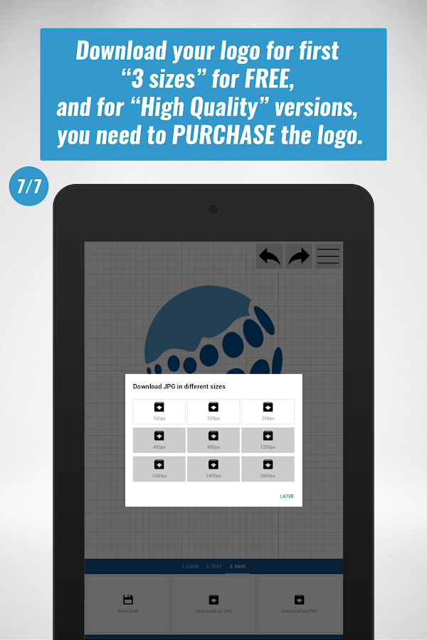 Logo Maker Premium- screenshot