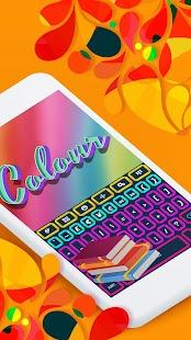 Crazy Colour Keyboard - náhled