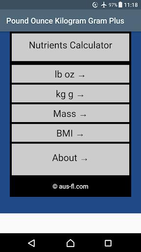 Equivalencia de kg a lb