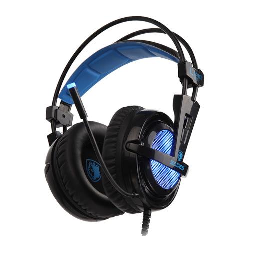 Tai nghe Sades SA904 Led RGB