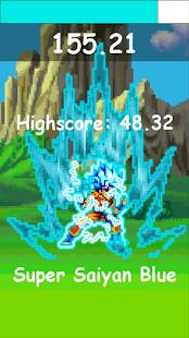 Saiyan Power - náhled