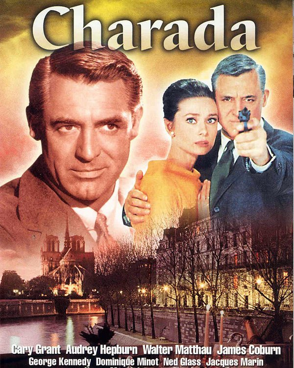 Charada (1963, Stanley Donen)