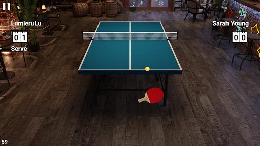 Virtual Table Tennis 2.1.14 screenshots 2